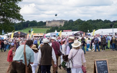 CLA Game Fair Report 2015, but what for the future?